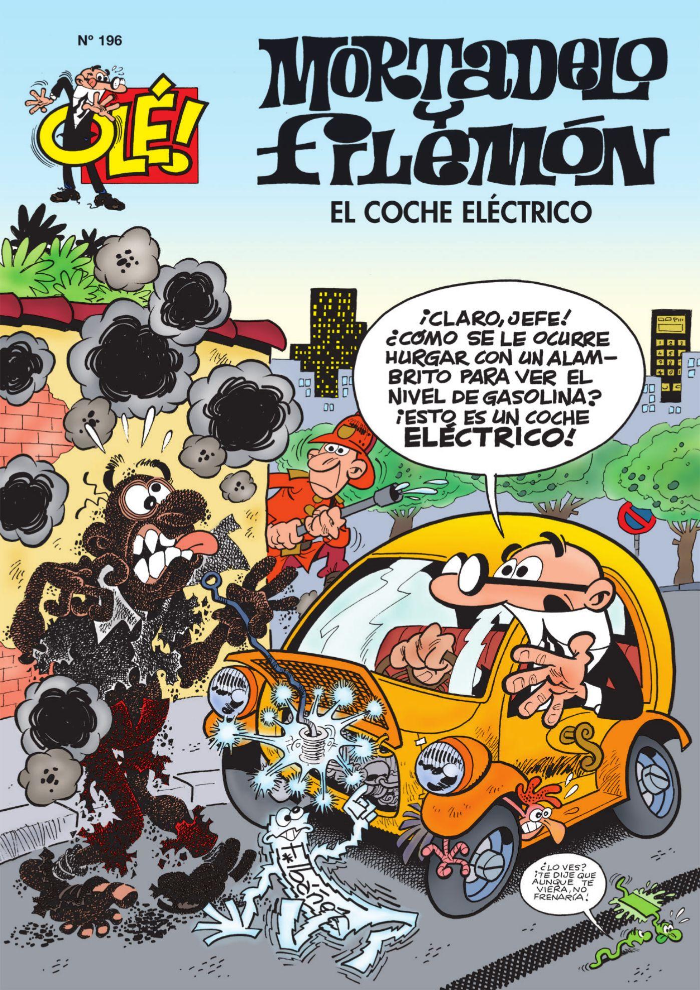 La Pagina no Oficial de Mortadelo y Filemon